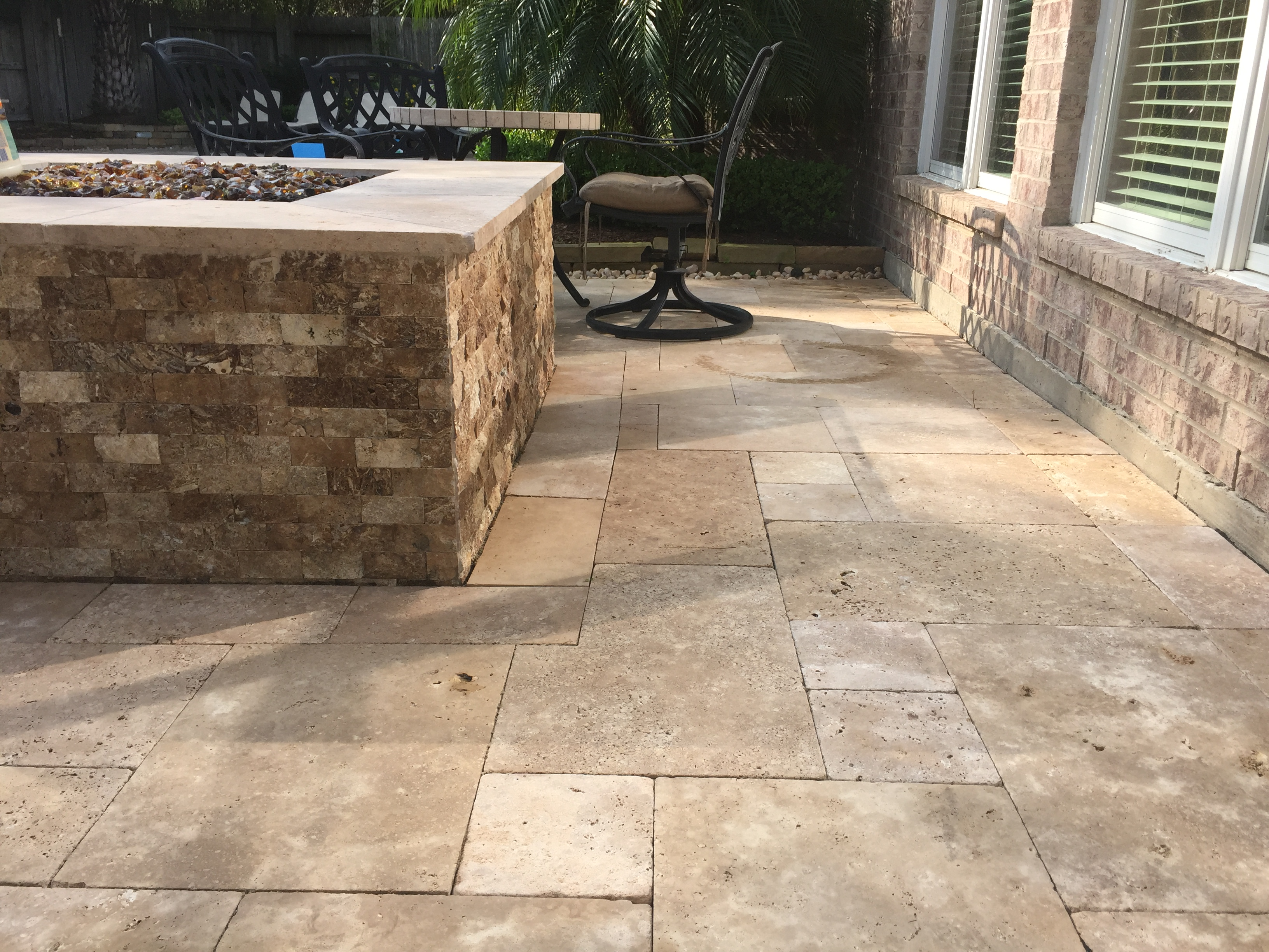 backyard landscaping katy tx